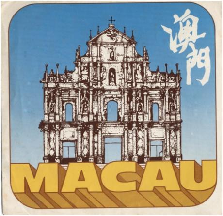 Autocolante Macau