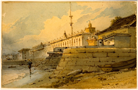 Chinnery Fortim S. Pedro 1825