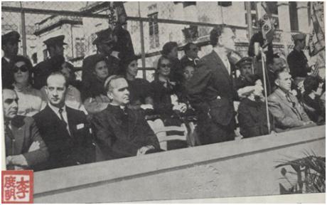 Comemoração 40 Aniversário Revolução MP II 1DEZ1966