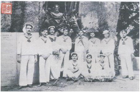 Marinheiros 1913