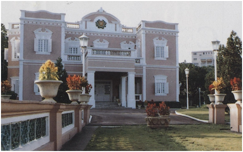 Palacete Santa Sancha