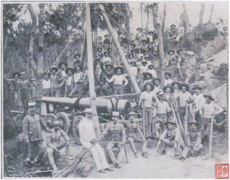 Artilhreiros 1914