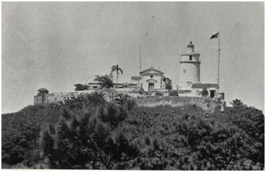 Fortaleza Guia década 60