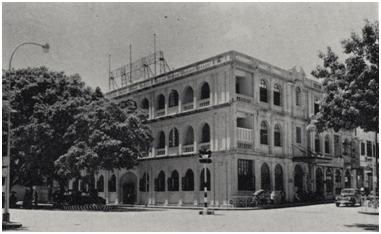 Hotel Riviera AGU 1963