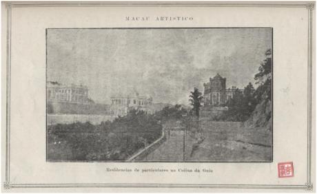 MACAU e o seu porto - Residências Colina da Guia