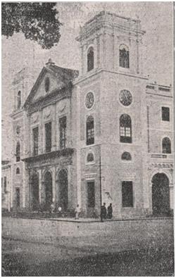 Igreja da Sé 1927