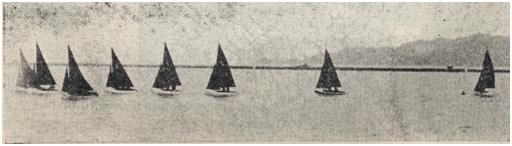 Interport de vela 1956 II