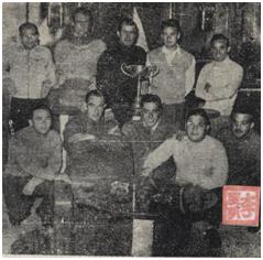 Interport de vela 1956 III