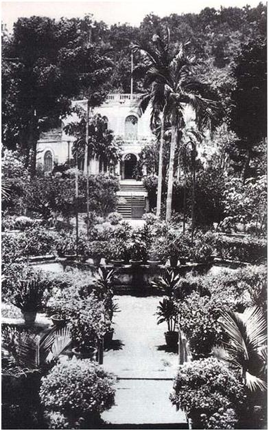 Palacete da Flora
