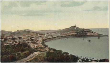 POSTAL Praia Grande 1910