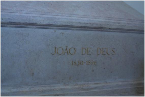 Túmulo de João de Deus