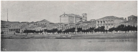 The Praia Grande 1900