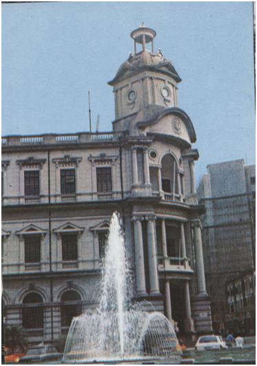 Correios de Macau- década de 70
