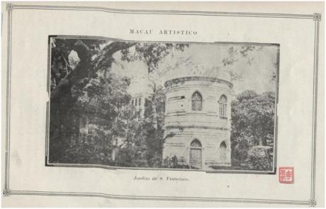Jardim de S. Francisco Torreão