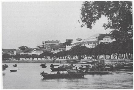 Macau City of Commerce ...Praia Grande c 1900