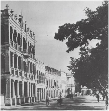 Macau City of Commerce ...Rua da Praia Grande c 1940