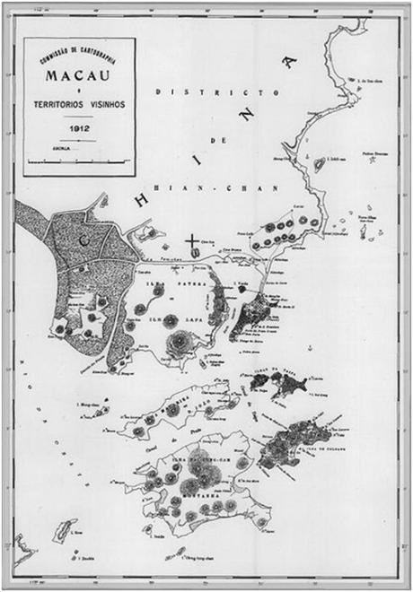 Mapa 1912