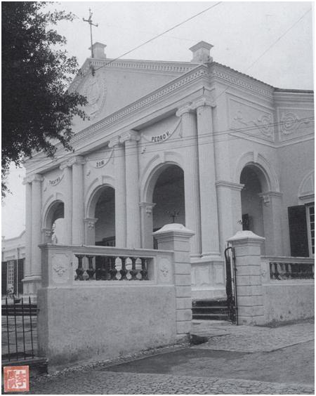 Teatro D. Pedro V 1907