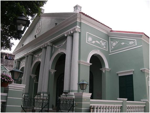 Teatro D. Pedro V 1999