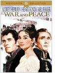 Guerra e Paz cartaz