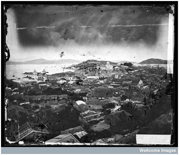 Macau 1870 Foto