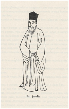 Um jesuíta