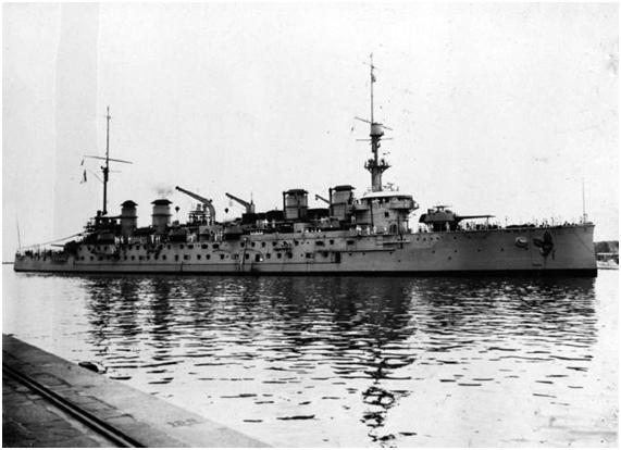 cruzador Jules Michelet