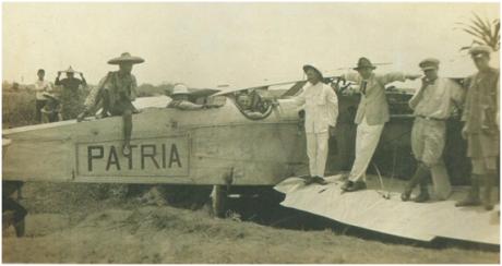 Viagens Aeronáuticas dos Portugueses Pátria II