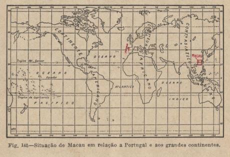 Geografia Primária Mapa Mundo