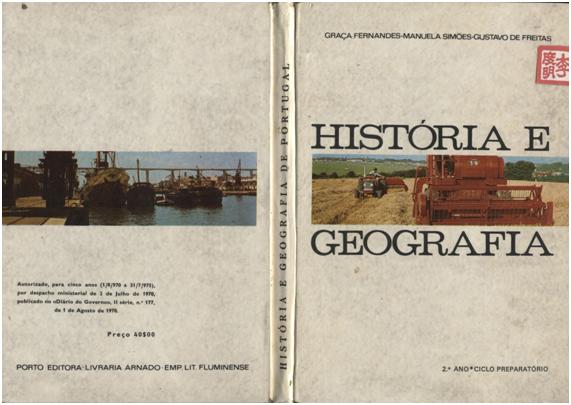 História e Geografia CAPA
