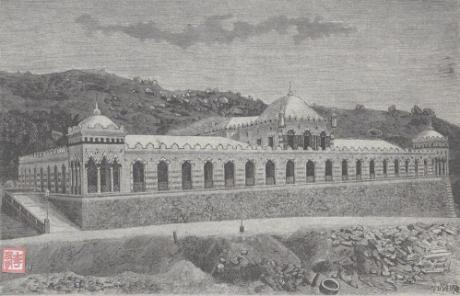 Quartel Mouros 1874