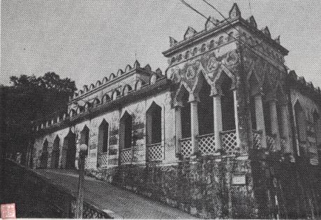 Quartel Mouros década 70