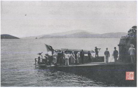 Desembarque Governador Tamagnini Barbosa 12-10-1918 I