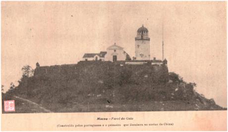Farol Guia AGC 1929