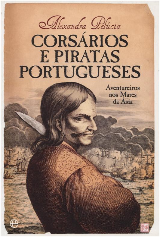 Cortsários e Piratas Capa
