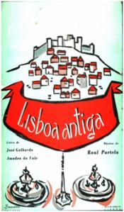 Teatro Vitória - LISBON canção