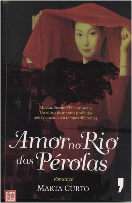 Amor no Rio das Pérolas CAPA