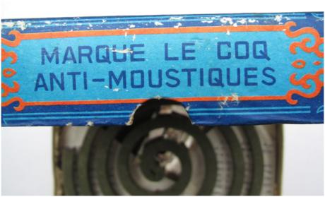 Incenso anti-mosquito VI