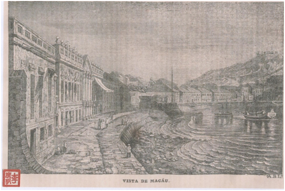 Praia Grande 1840 O Panorama