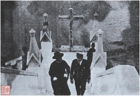 Xavier em Sanchoão Crus dos Macaenses I