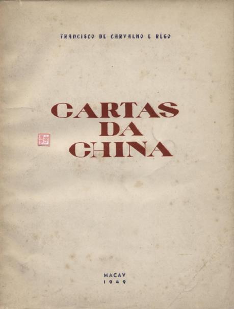 Cartas da China I