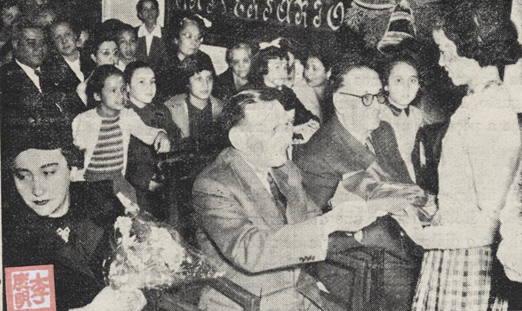 Escola Comercial 1954 III