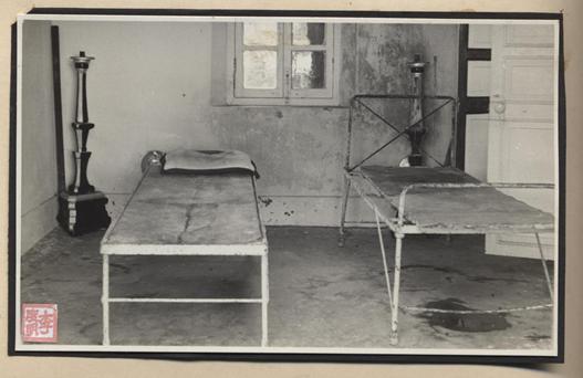 Relatório Hospital S. Januário Casa Mortuária II