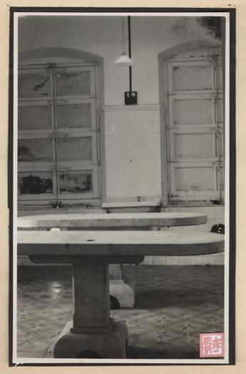 Relatório Hospital S. Januário Casa Mortuária IV