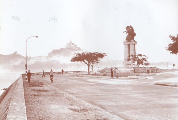 Rotunda Ferreira do Amaral 1951 -Lei Iok Tin UNESCO