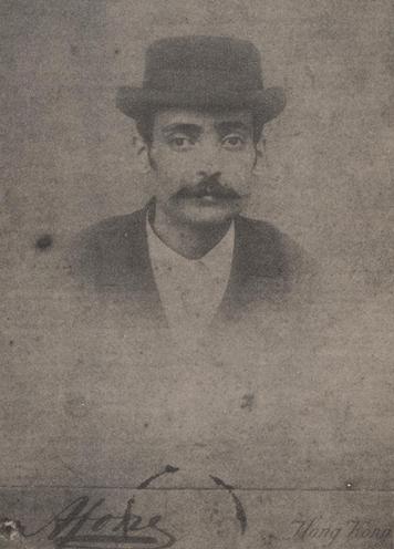 Camilo Pessanha HK 1895