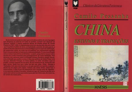 CHINA de Camilo Pessanha 1993 II