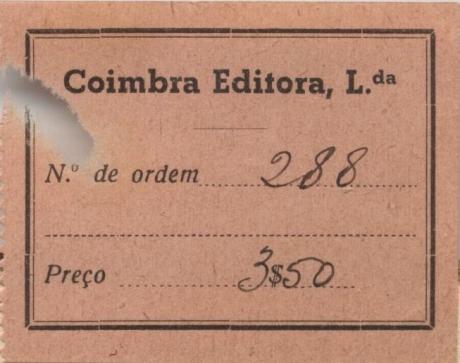 Lin Tchi Fá 1925 - etiqueta
