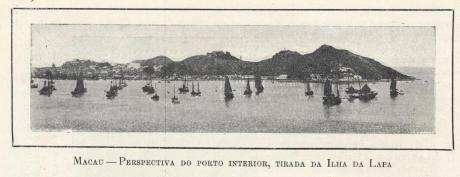 Revista Serões 1902 Porto Interior