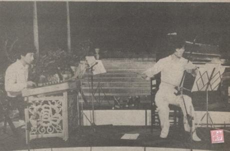 Sábado FEV 1983 - Orquestra Chinesa